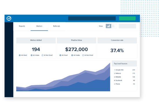Get in-depth reporting on what's driving revenue and boosting productivity from an easy-to-use dashboard.