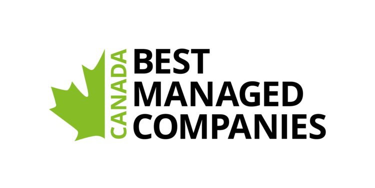 Clio's Canada's Best Managed logo for 2019