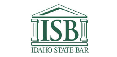 Idaho State Bar logo