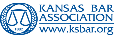 Kansas Bar Association logo