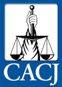California Attorneys for Criminal Justice Logo
