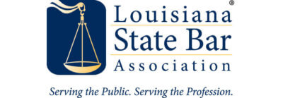 Louisiana State Bar Association logo