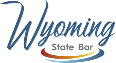 Wyoming State Bar logo