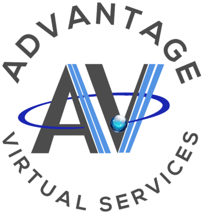 Advantage Virtual Services Logo
