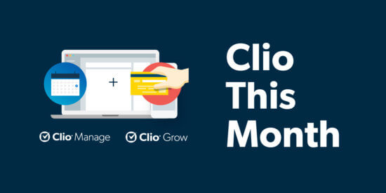 Calendar and credit card illustration for Clio scheduler + payments