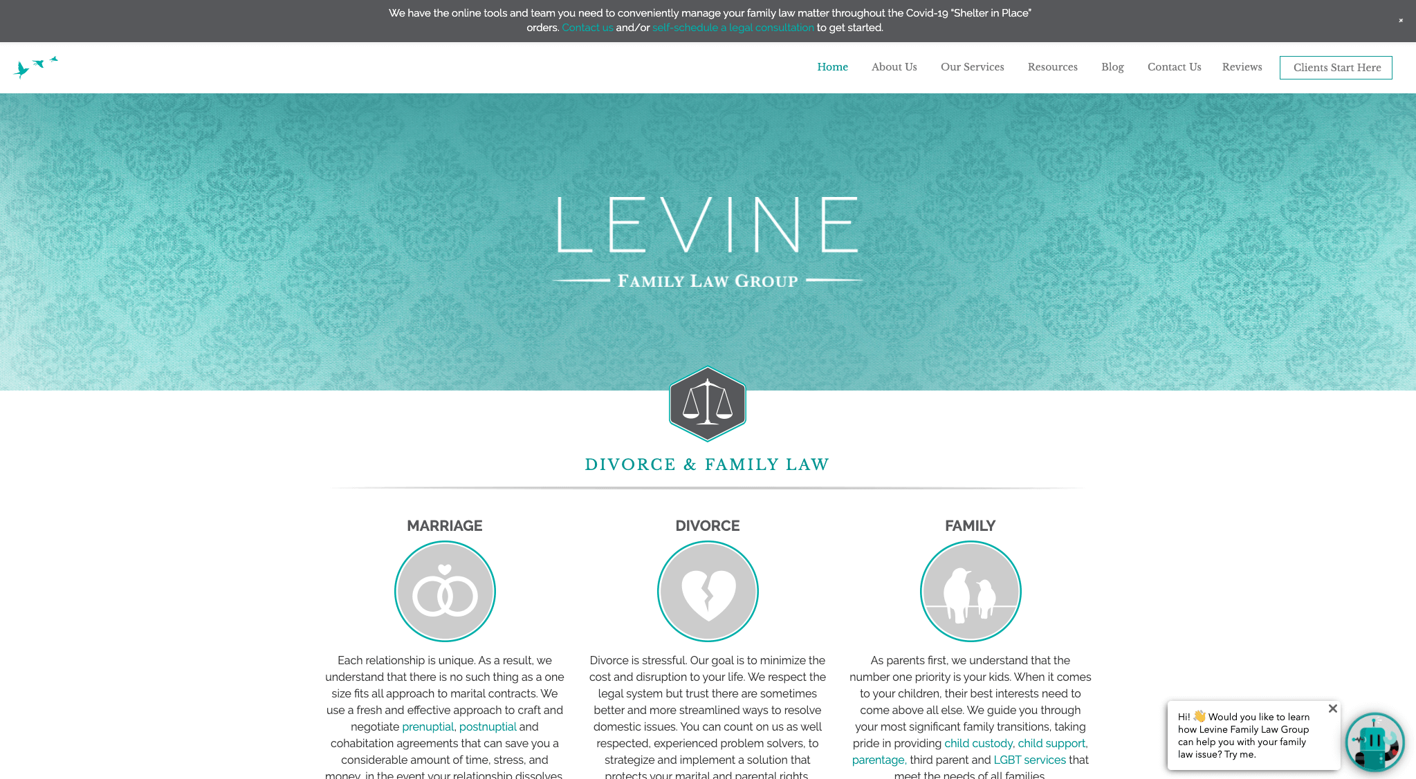 Levine Family Law
