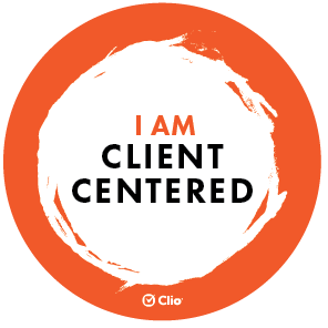 Clio Client-Centered Certification