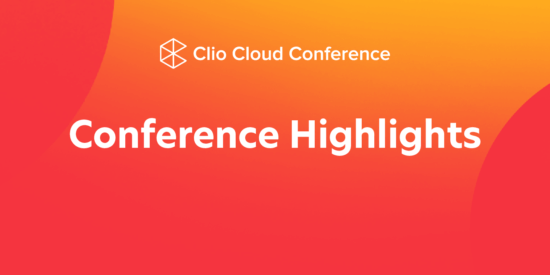 2020 Clio Cloud Conference Highlights